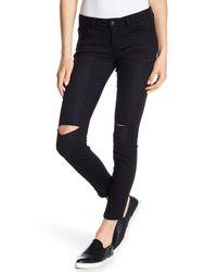 Siwy - Black Hannah Skinny Rip Jeans - Lyst