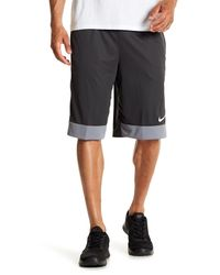 Nike Black Fastbreak Basketball Shorts for men