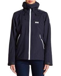 Helly Hansen | Blue Point Funnel Neck Jacket | Lyst