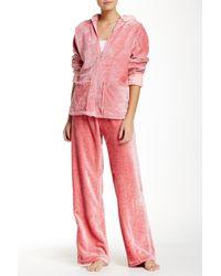 Blush Lingerie | Pink Lara Lounge Set | Lyst