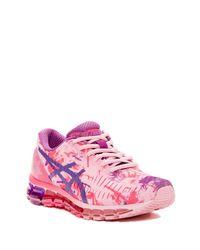 Asics - Pink Gel-quantum 360 Running Shoe - Lyst