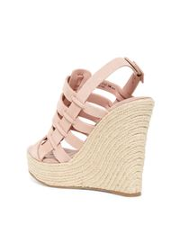 Chinese Laundry - Pink Dance Party Platform Wedge Sandal - Lyst