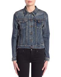 Vigoss Blue Denim Jacket