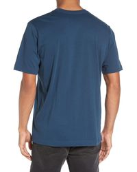 Travis Mathew - Blue 'no Habla' Graphic T-shirt for Men - Lyst