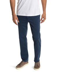 Joe's Jeans Blue The Brixton Slim Straight Jeans for men