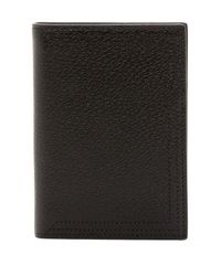 Lodis | Black Stephanie Rfid Leather Passport Cover for Men | Lyst