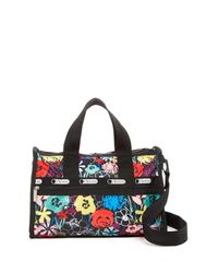 LeSportsac | Multicolor Hiking Day Small Weekend Bag | Lyst