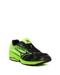 Mizuno | Green Wave Sayonara 3 Running Sneaker for Men | Lyst