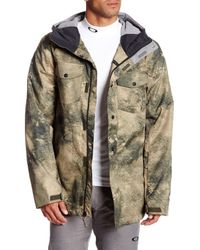 Oakley - Green Division 2 Biozone Insulated Jacket for Men - Lyst