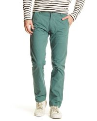 "Dockers | Green Alpha Original Slim Tapered Khaki - 28-34"" Inseam for Men | Lyst"