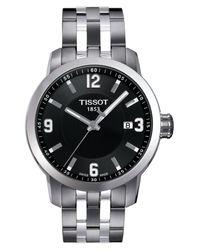 Tissot Metallic Prc200 Bracelet Watch, 39mm for men