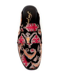Free People Multicolor At Ease Loafer Mule