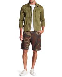 Levi's Multicolor Camo Carrier Cargo Shorts for men