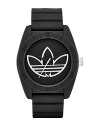 Adidas Originals - Black Unisex Santiago Watch for Men - Lyst