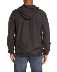 O'neill Sportswear Black Traveler Windbreaker for men