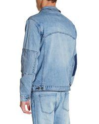 Barney Cools - Blue M. Rourke Jacket for Men - Lyst