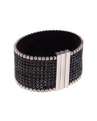 Swarovski - Black Best Bracelet - Lyst