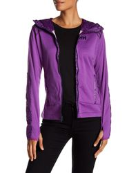 Helly Hansen | Purple Ullr Freeride Midlayer Jacket | Lyst