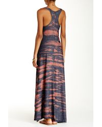 Go Couture - Black Sleeveless Maxi Dress - Lyst