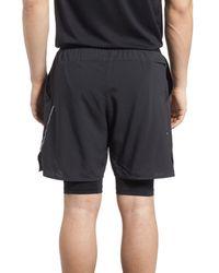 Nike Gray Flex Distance Running Shorts for men