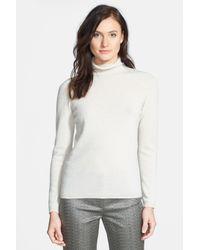 Weekend by Maxmara Multicolor Wool Roll Neck Sweater