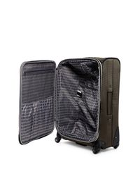 "Kenneth Cole - Green 25"" Expandable Spinner Suitcase for Men - Lyst"