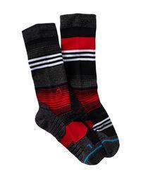 Stance - Black Degree Fusion Golf Socks for Men - Lyst