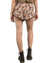 Volcom - Multicolor Simple Things Shorts - Lyst