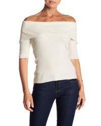 Olive & Oak - White Tibi Sweater - Lyst