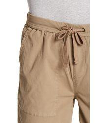 Tailor Vintage - Natural James Surplus Pocket Pull-on Shorts for Men - Lyst