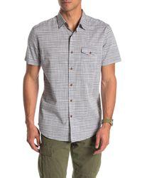 Grayers Multicolor Olsen Stripe Regular Fit Shirt for men