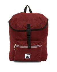 Poler Stuff | Red Field Pack for Men | Lyst