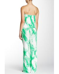 Tori Richard - Green Cammy Jumpsuit - Lyst
