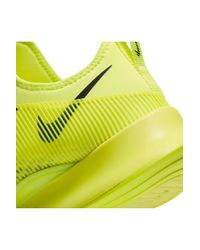 Nike Yellow Air Zoom Superrep Training Sneaker for men