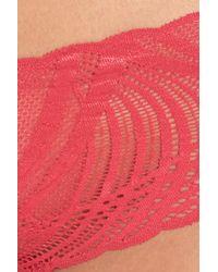 Cosabella - Red Minoa Lace Brief - Lyst