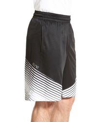 Nike - Black Elite Reveal Dri-fit Basketball Short for Men - Lyst