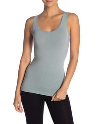 Yummie By Heather Thomson - Multicolor Convertible Neck Line Tank Top - Lyst