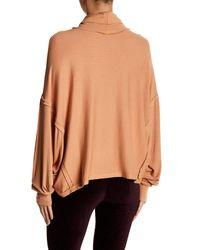Free People Multicolor Alameda Dolman Sleeve Sweater