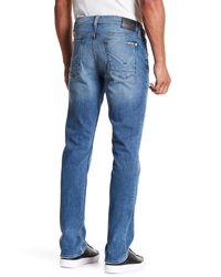 Hudson Blue Blake Slim Straight Leg Jean for men