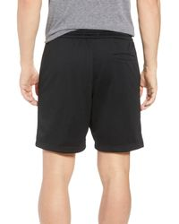 Nike Black Nike Jumpman Air Mesh Shorts for men