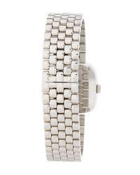 Gucci - Metallic Women's G- Bracelet Watch, 32mm - Lyst