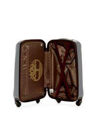 "Timberland | Multicolor Gilmanton 21"" Hardside Spinner Suitcase for Men | Lyst"