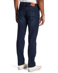 "Lucky Brand - Blue Original Straight Leg Jeans - 30-34"" Inseam for Men - Lyst"