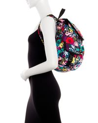 LeSportsac - Black Voyager Backpack - Lyst