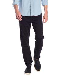 Rag & Bone Black Extra Slim Fit Pants for men