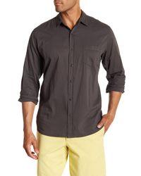 Velvet By Graham & Spencer - Multicolor Front Button Long Sleeve Classic Fit Shirt for Men - Lyst