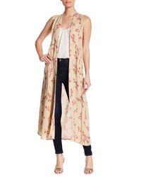 Dress Forum Multicolor Duster Vest