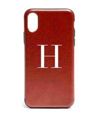POP AND SUKI Red Iphone X Phone Case