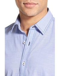 James Campbell - Multicolor Standish Regular Fit Sport Shirt for Men - Lyst