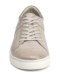 Trask Gray Aaron Sneaker for men